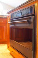 Come sostituire il vetro in doppio forno Doors