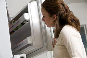 Conservazione degli alimenti nei congelatori