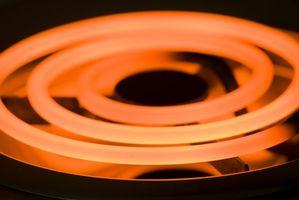 Come si pulisce una gamma elettrica del bruciatore?