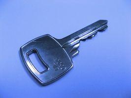 Come nascondere una chiave di riserva