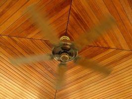 Come faccio a installare una ventola a soffitto Litex?