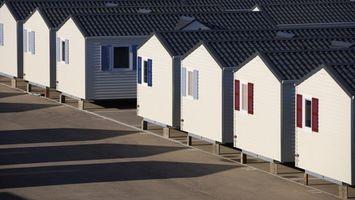 Idee di decorazione per Case mobili larghi