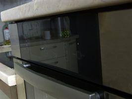 Primo Tempo di cottura in un forno a convezione