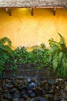 Idee per un Mediterraneo Garden Wall