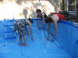 Homemade piscina fuori terra