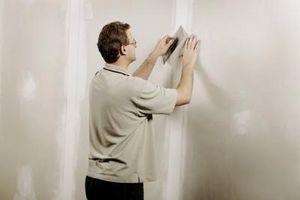 Come rimuovere pannelli di legno adesivo