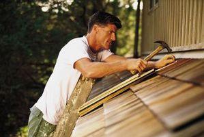 Come calcolare il numero di herpes zoster necessaria per un tetto