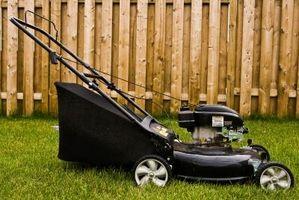 Come regolare le valvole su un motore OHV Lawn Mower