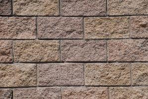Come riparare le crepe nel cemento pareti in blocchi