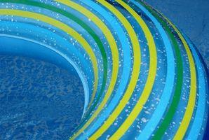 Come pulire piccole piscine