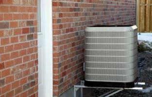 Come risolvere una unità centrale di calore e aria condizionata
