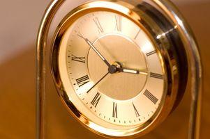 Tipi di orologi Mantel