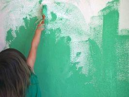 Stanza fresca pittura idee per i bambini