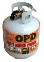 Come modificare un serbatoio di propano su una griglia a gas