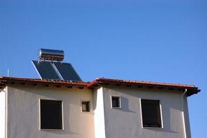 Come fare uno scaldabagno solare per una casa