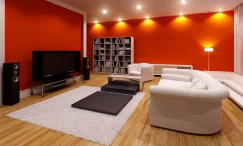 Come trasformare una stanza vivente da ordinaria a straordinaria