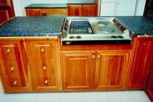 Fai da te cera d'api e carnauba Mix per mobili da cucina