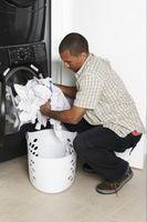 Come faccio a riparare un ciclo di rotazione su una lavatrice Kenmore?