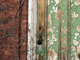 Come installare una porta esterna per Home Construction