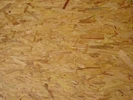 fibra di legno Densità