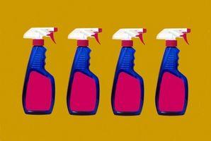 Bicarbonato per pulire i pavimenti rivestimenti e pavimenti