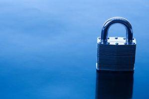 Come aprire lucchetto di una Brink Se si perde la chiave