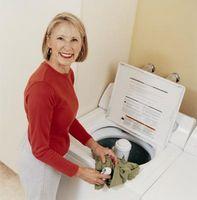 Ciò che deve essere sostituita quando una lavatrice GE diventa rumoroso?