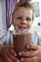Come ottenere cioccolato al latte Fuori Tappeti Una volta che si è asciugato