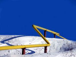 Tipi di Gas Naturale Valvole di intercettazione