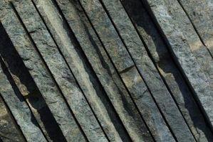 Cosa minerali sono in ardesia?