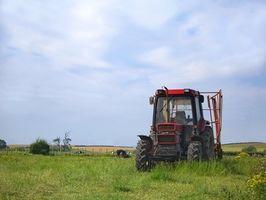 Come far funzionare Trattori agricoli