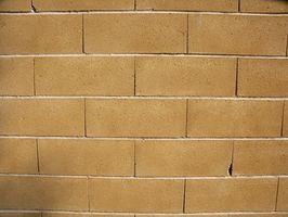 Tipi di blocchi in calcestruzzo