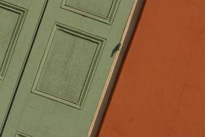Come contrasto colori per la decorazione d'interni