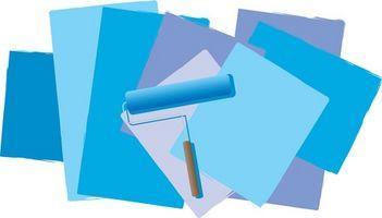 Istruzioni per la miscelazione Wallpaper Solvite Incolla