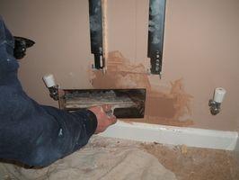 Il modo migliore per la riparazione del muro a secco