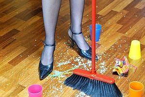 Come pulire dopo una festa a casa