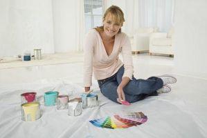 Come coordinare colori della vernice per casa
