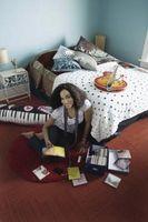 Quali sono alcuni temi per teenager Camere da letto?