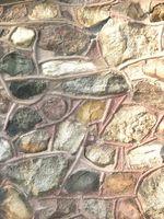 Come Lay una parete interna con roccia Siding