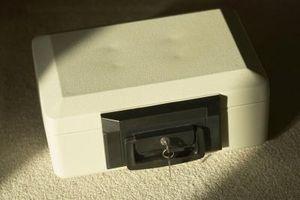 Quali documenti di Mettere in una casa sicura