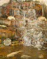 Come costruire una fontana di roccia