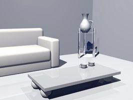 Idee poco costose per Modern Interior Design
