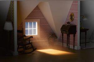 Come costruire un attico in Rafters esistenti