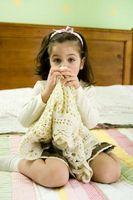 Come lavare una coperta all'uncinetto o di maglia