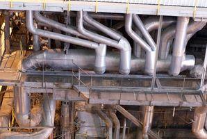 Come dipingere Tubi in acciaio al carbonio