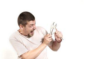 Come riparare un congelatore puntura
