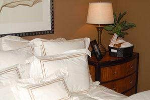Idee vernice marrone camera da letto
