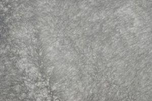 Come pulire calcestruzzo poroso