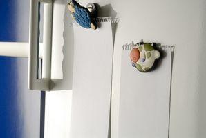 Come rimuovere Marker permanenti dal frigo