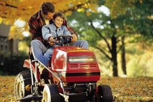 Come selezionare Lawn Tractors